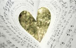 Love Music Mac wallpaper