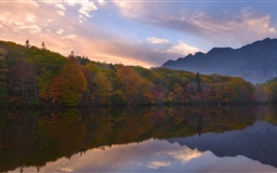 Mirror Lake Mac wallpaper