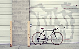 The Bicycle Mac wallpaper