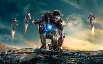 Iron Man 3 New Mac wallpaper
