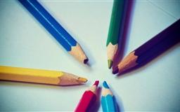 Color Pencil Mac wallpaper
