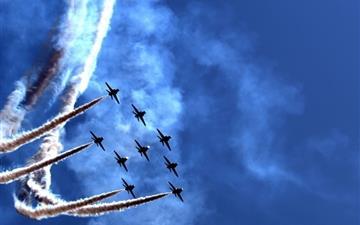 Air Parade Mac wallpaper