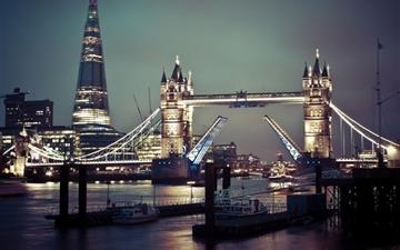 Tower Bridge Of London Mac wallpaper
