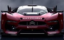 Citroen Gt Race Car Mac wallpaper