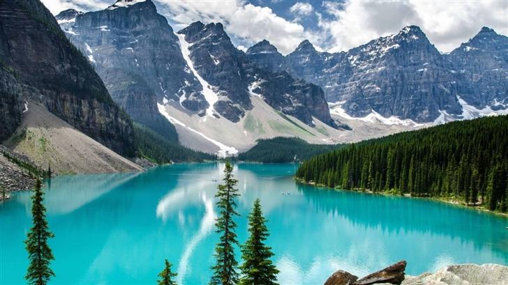 Nature View Mac Wallpaper