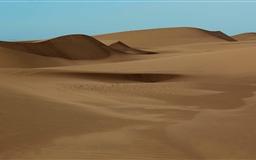 Desert Yelan Iran Mac wallpaper