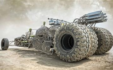 Mad Max Fury Road  Mac wallpaper