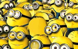 Minions 2015 Mac wallpaper