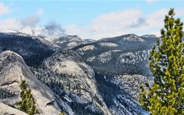 Yosemite National Park  Mac wallpaper