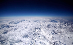 Andes Mountains Mac wallpaper
