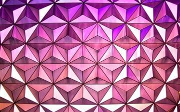 Spaceship Abstract Mac wallpaper