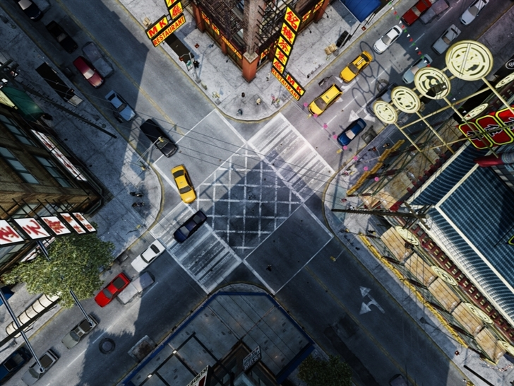 Grand Theft Auto 4 Mac Wallpaper