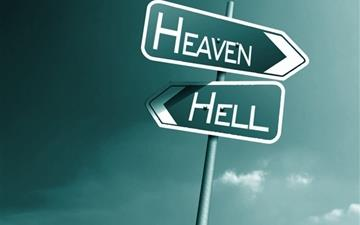 Heaven And Hell Mac wallpaper