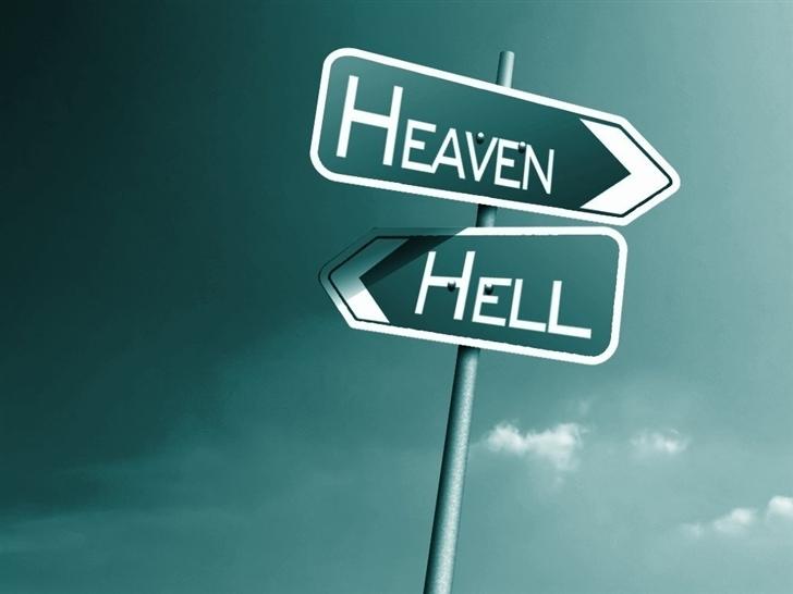 Heaven And Hell Mac Wallpaper