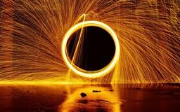 Ring Of Fire Mac wallpaper