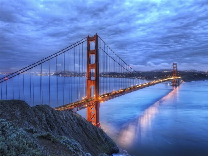 Beautiful Bridge Mac Wallpaper