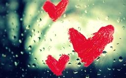 Happy Valentines Day Hearts Mac wallpaper