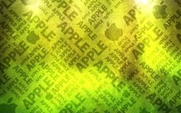 Green Apple  Mac wallpaper