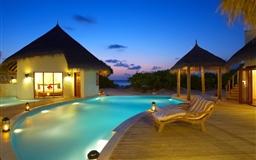 Maldives 5 Star Resort