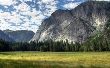 Yosemite Natural Park Mac wallpaper