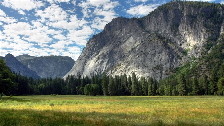 Yosemite Natural Park Mac Wallpaper