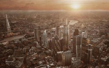 London City Mac wallpaper