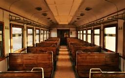 Armenia Train Mac wallpaper