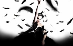 Black Swan Natalie Portman Mac wallpaper