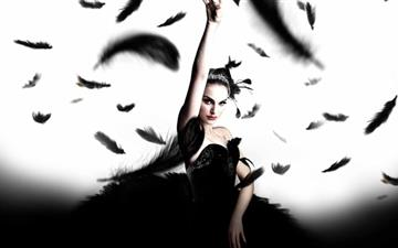 Black Swan Natalie Portman Mac wallpaper