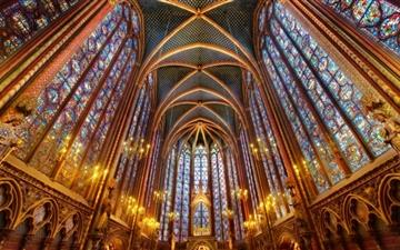 Cathedral Interior Mac wallpaper