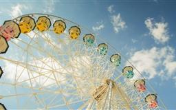 Ferris Wheel Mac wallpaper