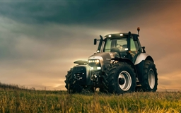 Lamborghini Tractor Mac wallpaper