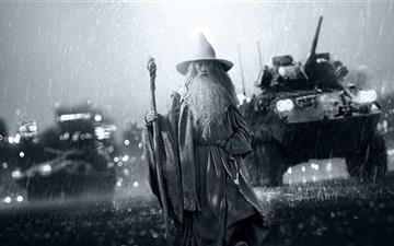 Gandalf The Grey  Mac wallpaper
