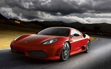 Ferrari Cool Car Mac wallpaper