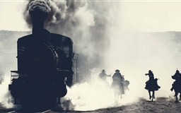 The Lone Ranger Movies Mac wallpaper