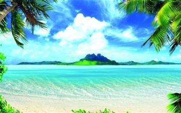 Summer Vacation Mac wallpaper
