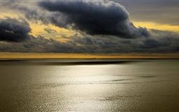Calm Sea Mac wallpaper