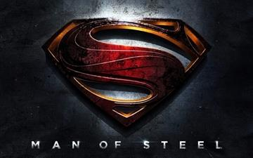Man Of Steel Mac wallpaper