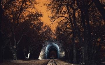 Armenia Yerevan Railway Park Mac wallpaper