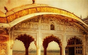 Indian Palace Mac wallpaper
