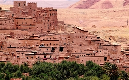Ait Benhaddou Mac wallpaper