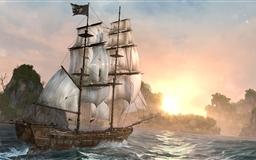 Assassins Creed Back Flag Ship