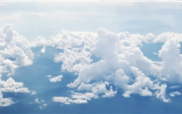 Sky And Clouds Aerial Photography