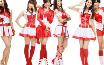 Girls Generation 10 Mac wallpaper
