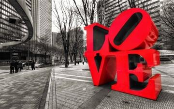 Looking For Love Mac wallpaper