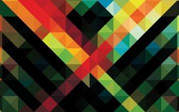 Mosaic 2 Mac wallpaper