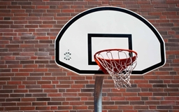 Basketball Hoop Mac wallpaper