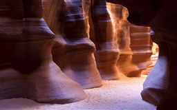 Antelope Canyon Arizona Mac wallpaper