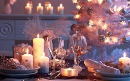 Christmas Dinner Mac wallpaper