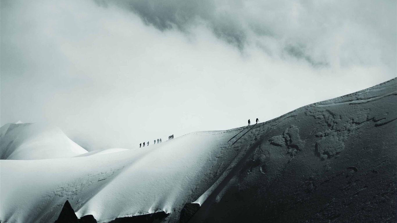 climbing mountain mac wallpaper download free mac